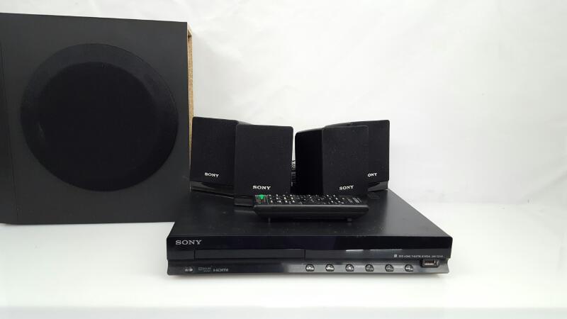 SONY Surround Sound Speakers & System SURROUND SOUNDHBD-TZ140