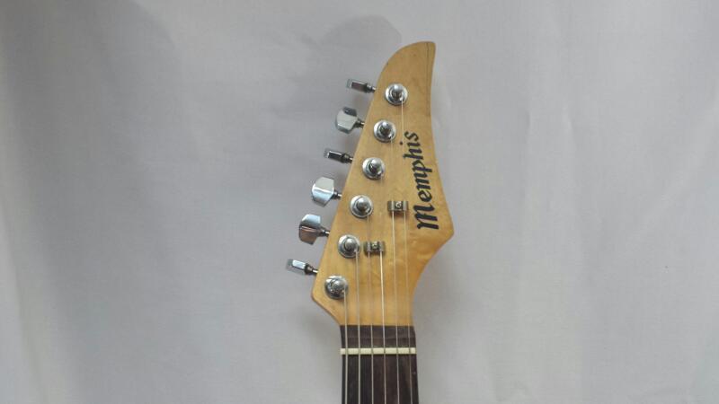 Memphis Electric Stratocaster Copy Guitar