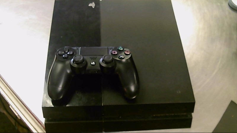 SONY PS4 500G 1115A #MB260883498,CONTROL,CORDS