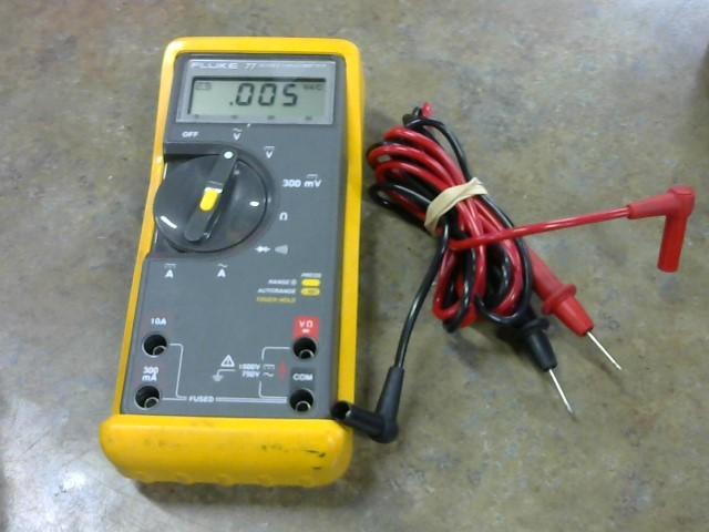 FLUKE Multimeter 77-III