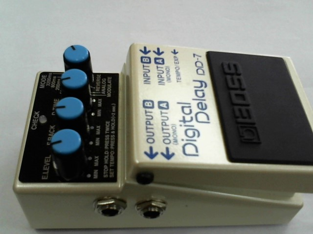 BOSS Effect Equipment DD-7