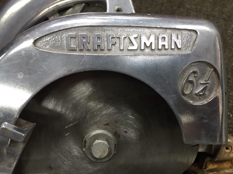 CRAFTSMAN Circular Saw 207.25910