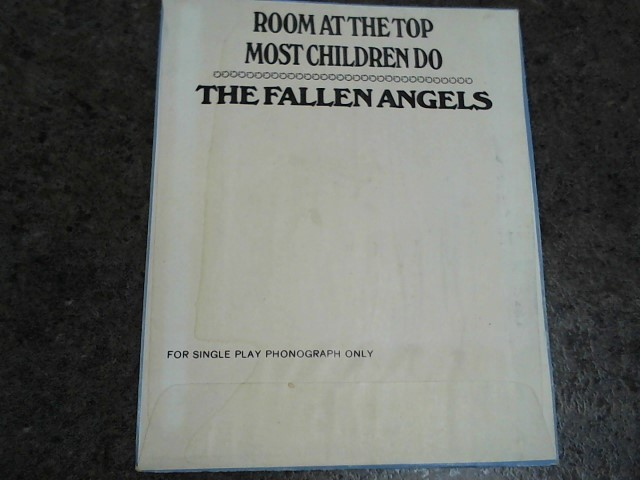 THE FALLEN ANGELS - HIP-POCKET R