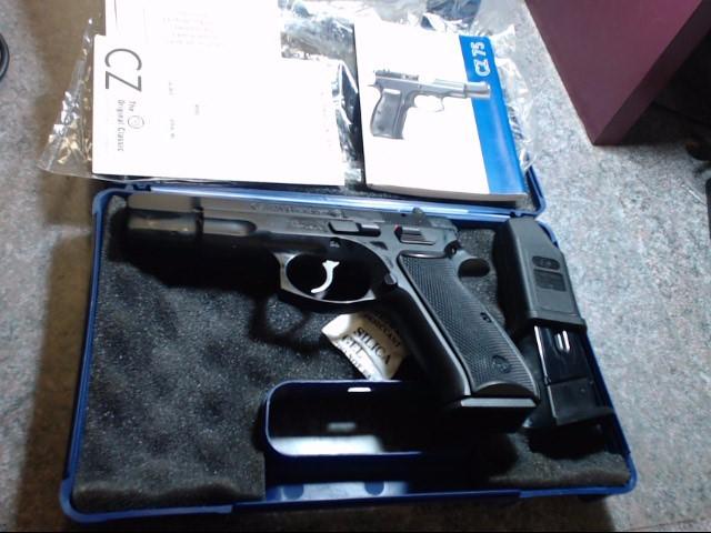 CZ ARMS Pistol CZ-75B