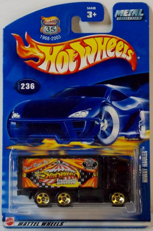 HOT WHEELS: 2002 SERIES, 19 CARS ONLY