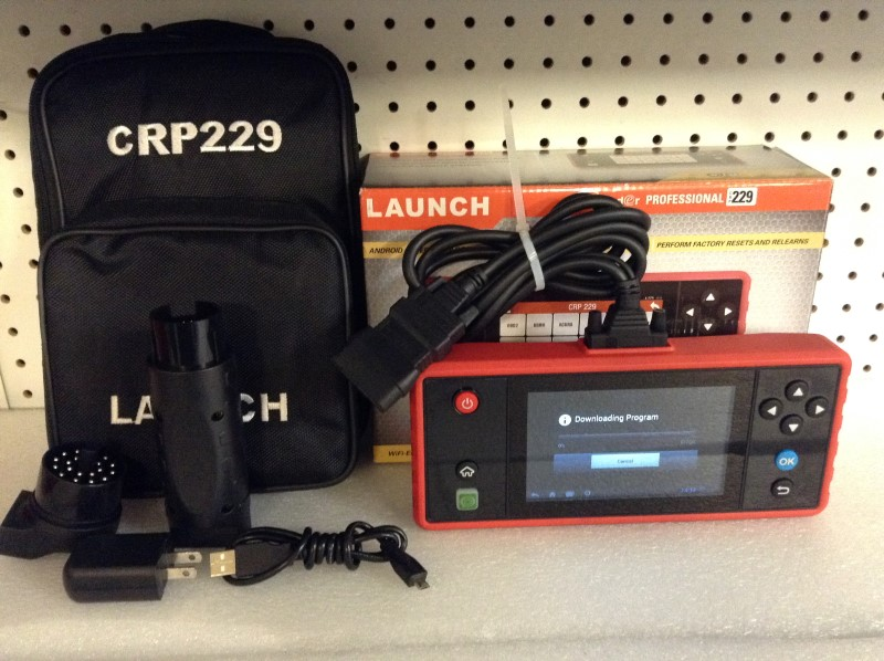 LAUNCH TECH USA Diagnostic Tool/Equipment CREADER CRP229