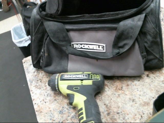 ROCKWELL Cordless Drill RK2510K2