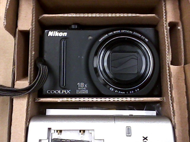 NIKON Digital Camera COOLPIX S9100
