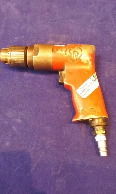 CHICAGO ELECTRIC Screw Gun PNEUMATIC DRILL