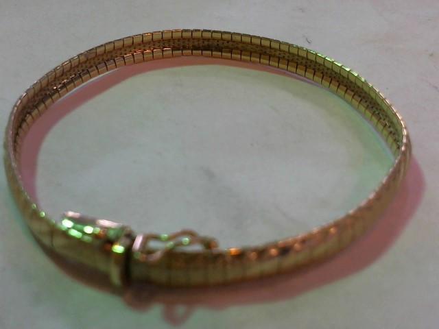 Gold Bracelet 10K Yellow Gold 11g