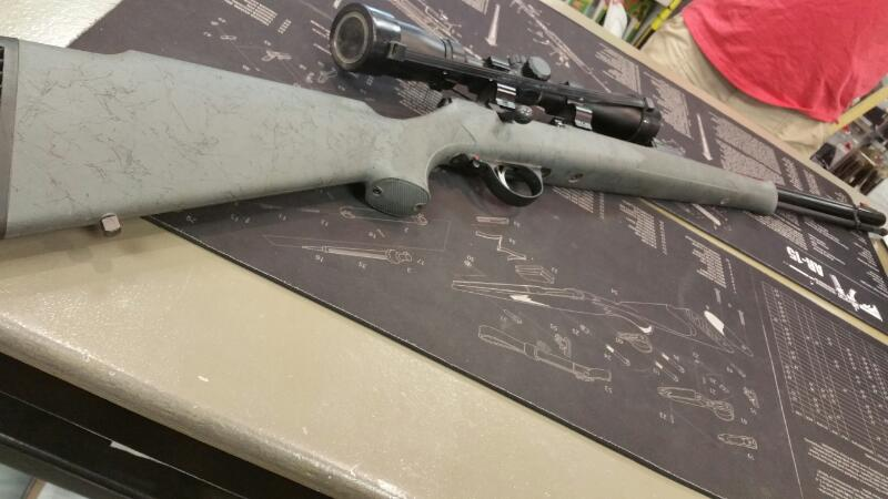 CONNECTICUT VALLEY ARMS - CVA Cap & Ball MAG HUNTER 45