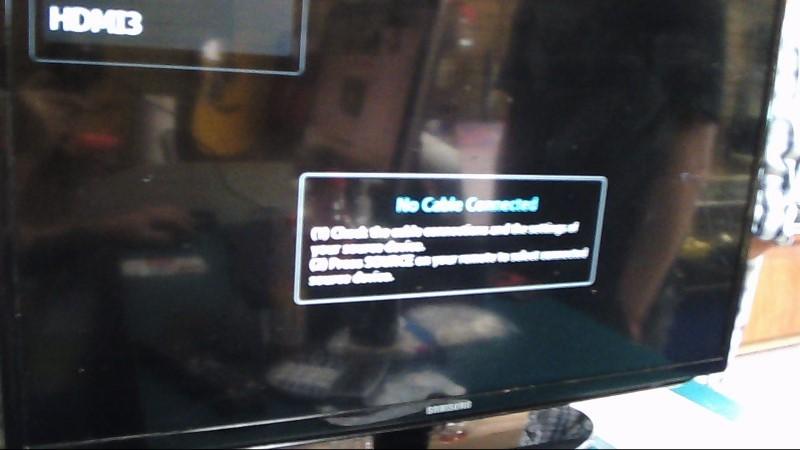 SAMSUNG Flat Panel Television UN32EH5300F