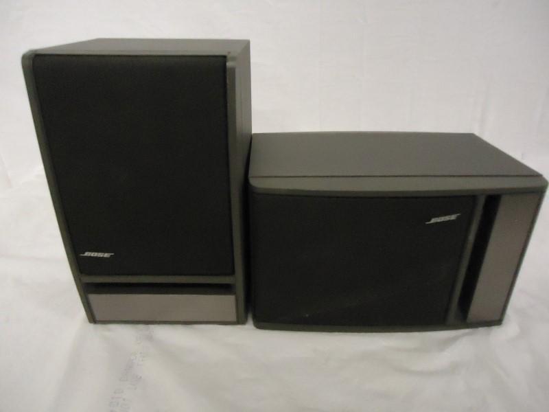 BOSE Speakers/Subwoofer 141 BOOKSHELF SPEAKER