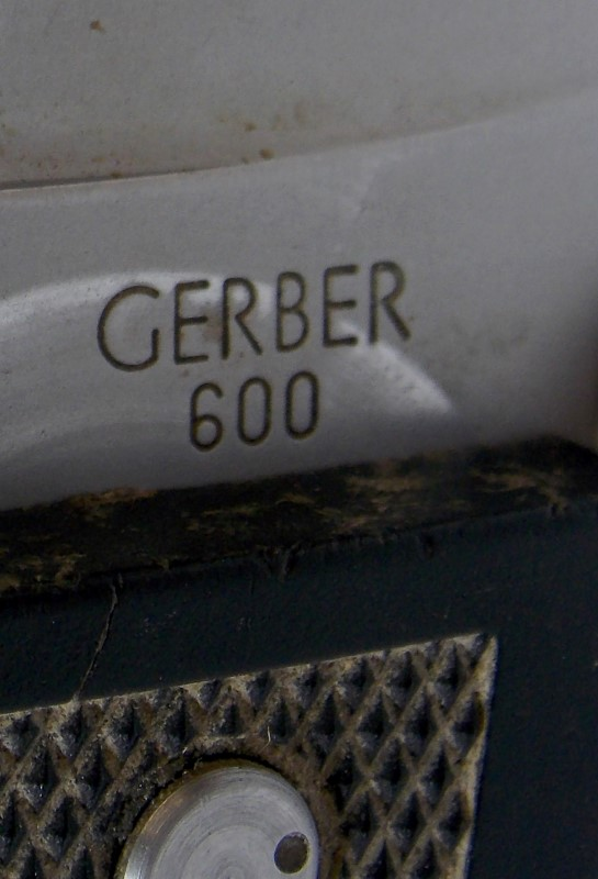 MAC TOOLS GERBER 600 POCKET KNIFE