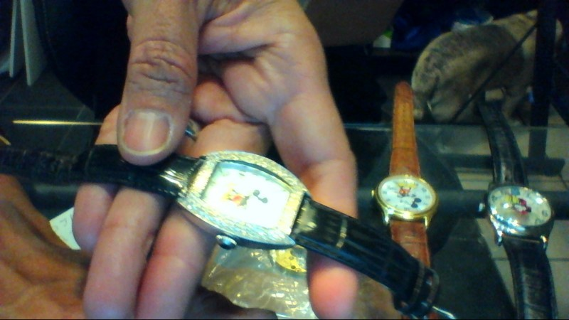 DISNEY Lady's Wristwatch WATCH