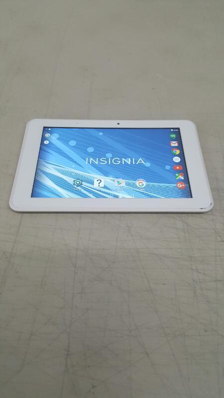 "Insignia Flex, 16gb (8"", NS-P16AT08, White, Wi-Fi)"