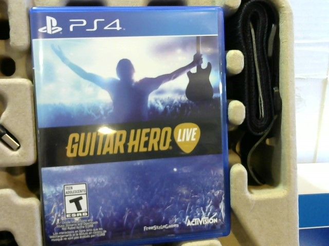 SONY Video Game Accessory PS4 GUITAR HERO