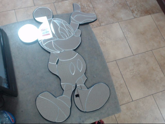 """MICKEY MOUSE """"One of a kind"""" MIRROR MIRROR"""