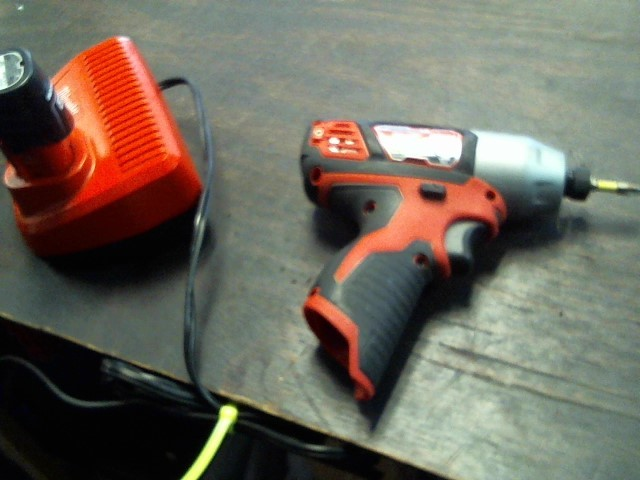 MILWAUKEE Impact Wrench/Driver 2462-20