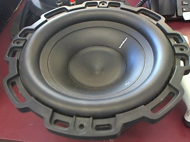 ROCKFORD FOSGATE Speakers/Subwoofer P154-8