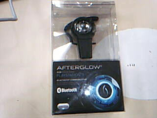 AFTERGLOW Video Game Accessory BLUETOOTH COMMUNICATOR FOR PS3