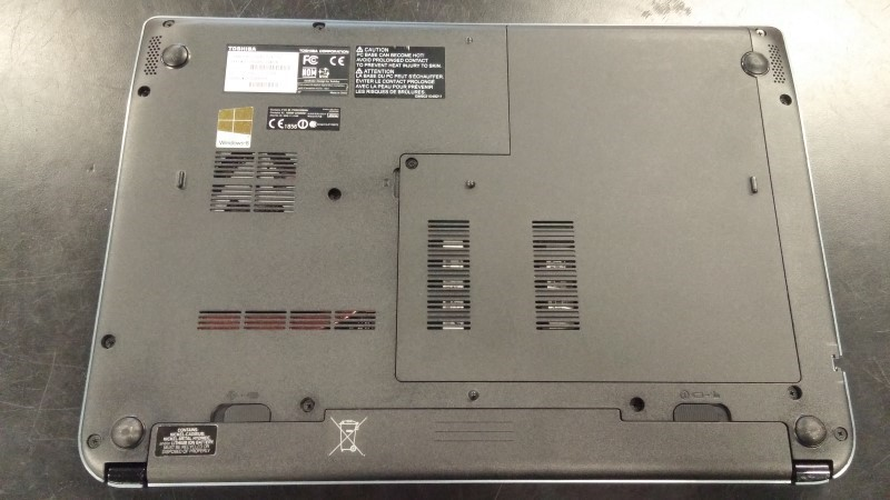TOSHIBA Laptop/Netbook SATELLITE U945-S4110