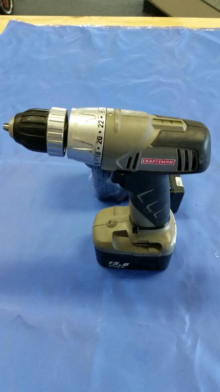 CRAFTSMAN Cordless Drill 130139014