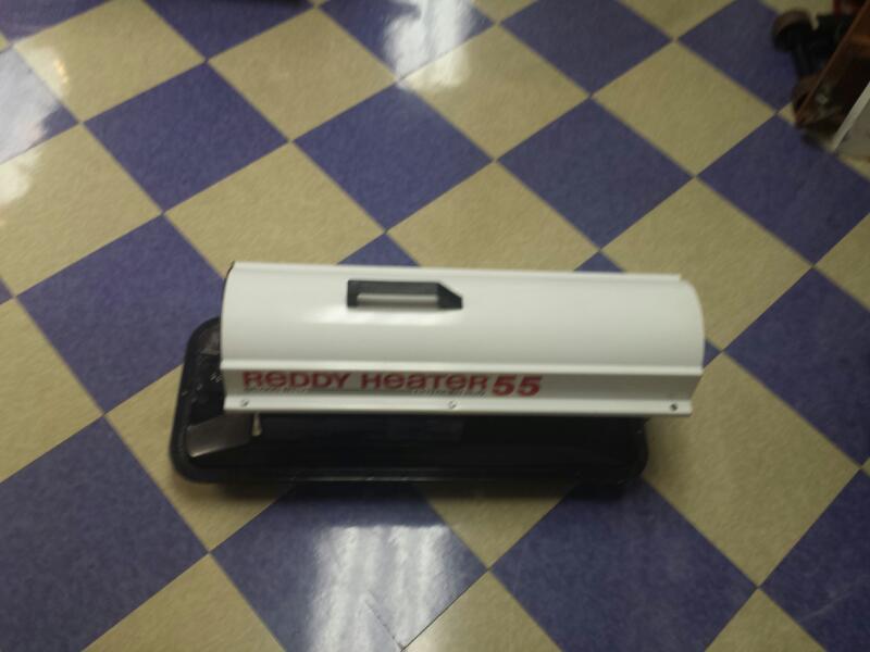REDDY HEATER Heater 55,000 BTU In Store Pickup Only!