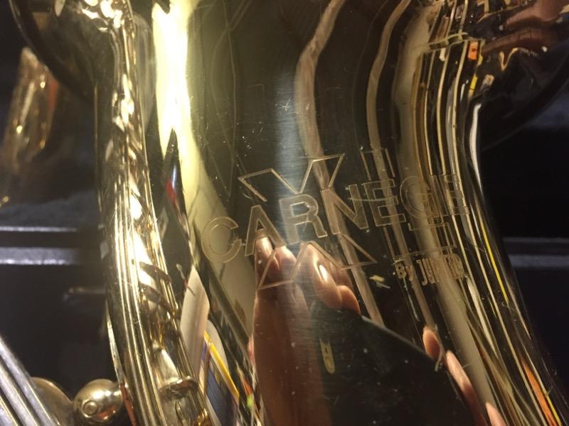 JUPITER INSTRUMENTS Saxophone CARNEGIE XL CAS-70