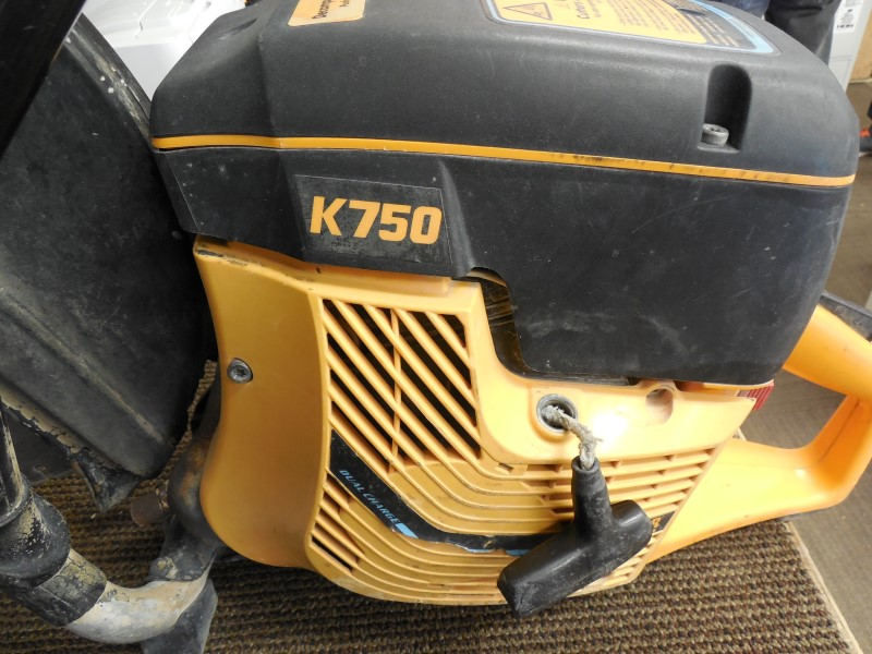 PARTNER Concrete Saw K750