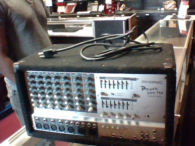 PHONIC Mixer POWER POD 740