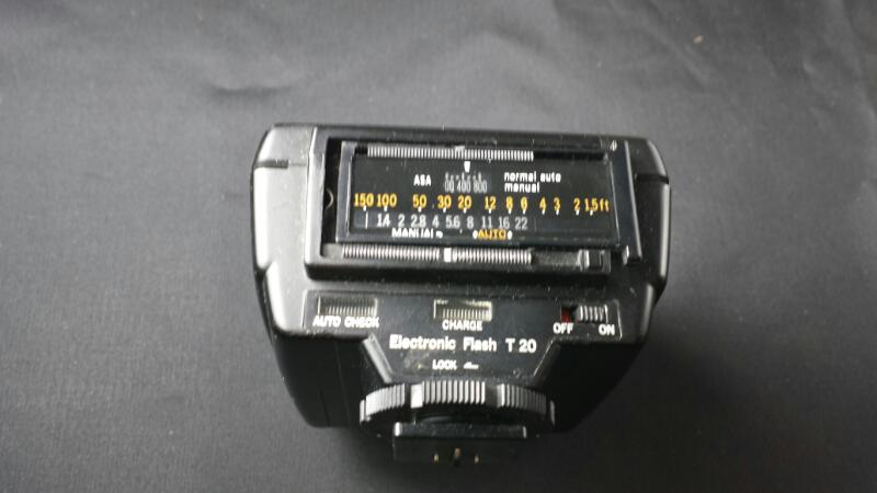 Olympus Electronic Flash T20