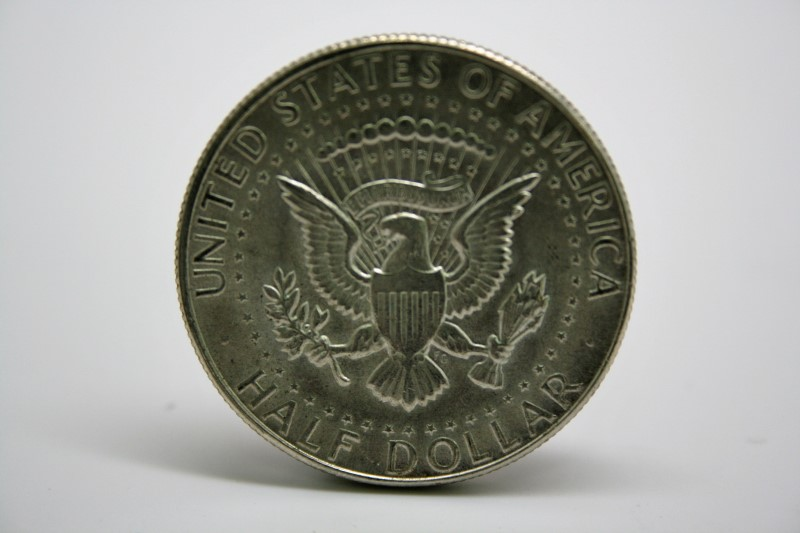 UNITED STATES 1967 KENNEDY - 1/2 DOLLAR