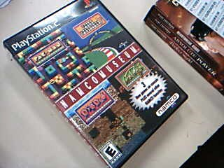 SONY Sony PlayStation 2 Game NAMCO MUSEUM 2002