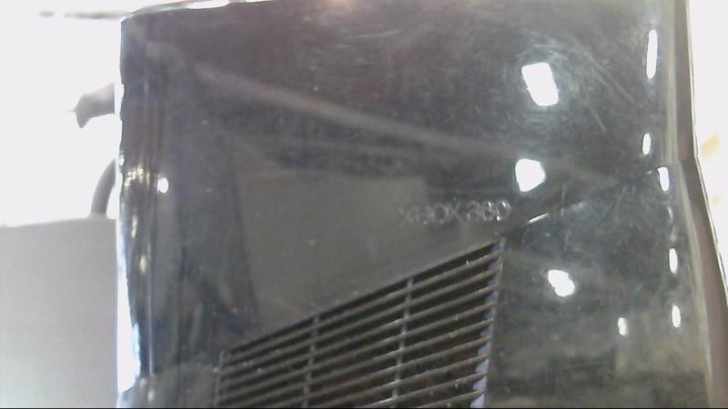 Preowned Microsoft Xbox 360 250GB 1439 Black