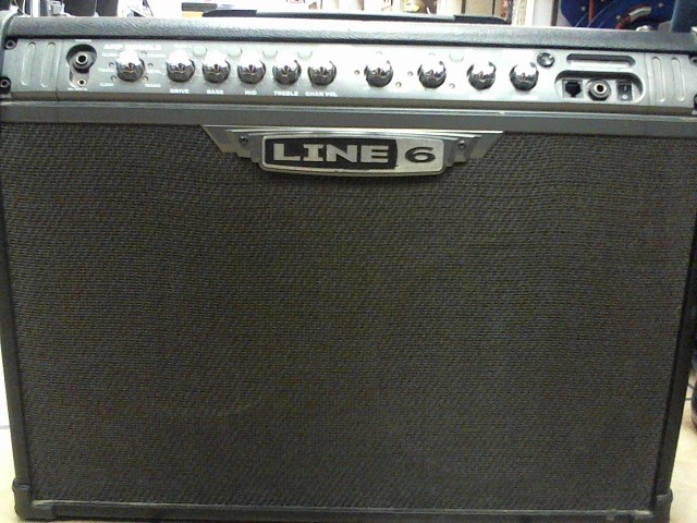 LINE 6 Electric Guitar Amp SPIDER III 120W