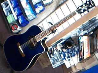 Fender Acoustic-Electric Guitar T-BUCKET 300CE TBL