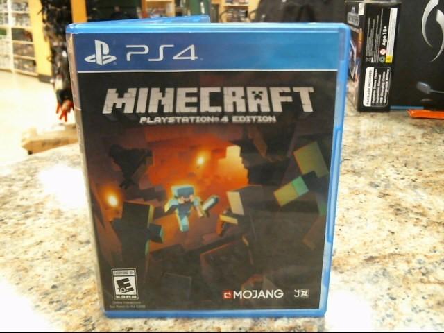SONY Sony PlayStation 4 Game MINECRAFT - PS4