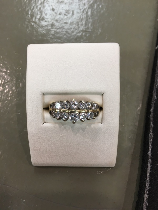 Lady's Gold Ring 14K Yellow Gold 2.7dwt