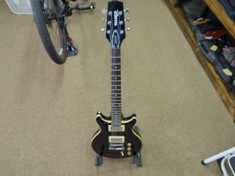 HAMER GUITARS Electric Guitar XT SERIES SUNBURST A/T