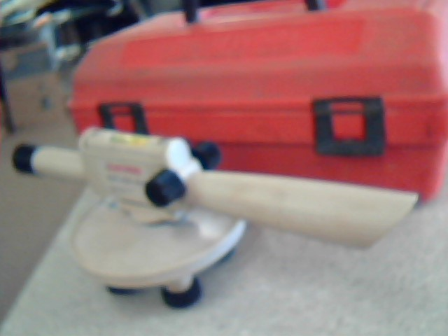 DAVID WHITE SIGHT LEVEL MODEL LP6-20 WITH CASE