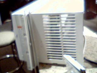 GE Air Conditioner AEW06LVW1