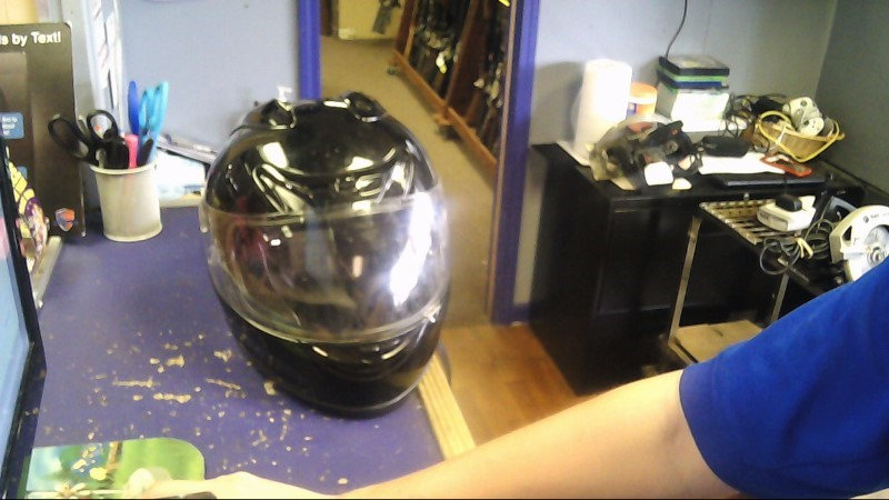 FUEL Motorcycle Helmet HELMET