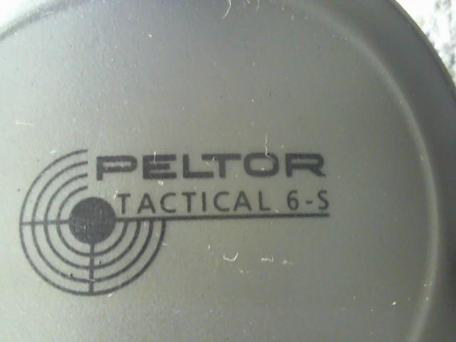 PELTOR Accessories TACTICAL 6S