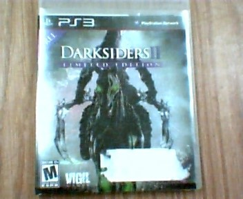 SONY Sony PlayStation 3 Game DARKSIDERS II LIMITED EDITION