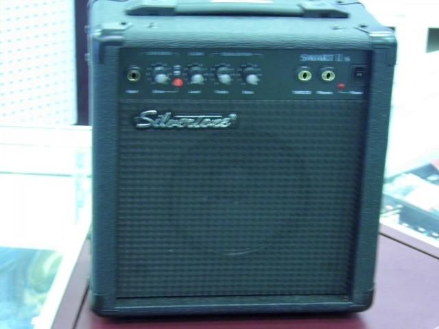 SILVERTONE Electric Guitar Amp SMART II S