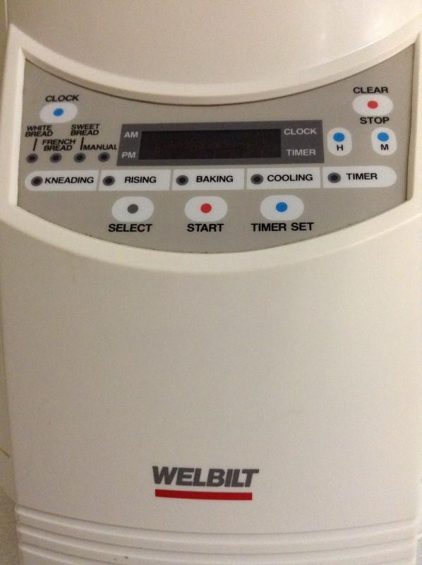 WELBILT Microwave/Convection Oven ABM-100-1