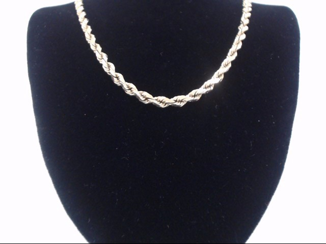 Gold Chain 14K Yellow Gold 16.5g