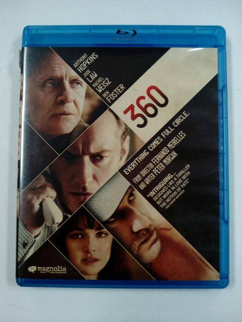 360, ACTION BLU-RAY MOVIE