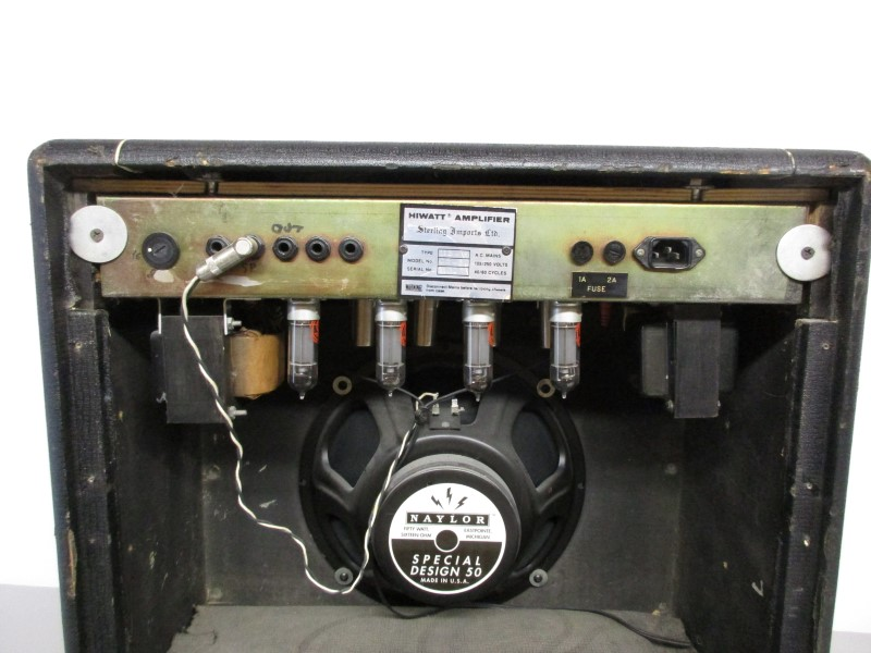 "HIWATT LEAD 30 1X12"" COMBO GUITAR AMPLIFIER"